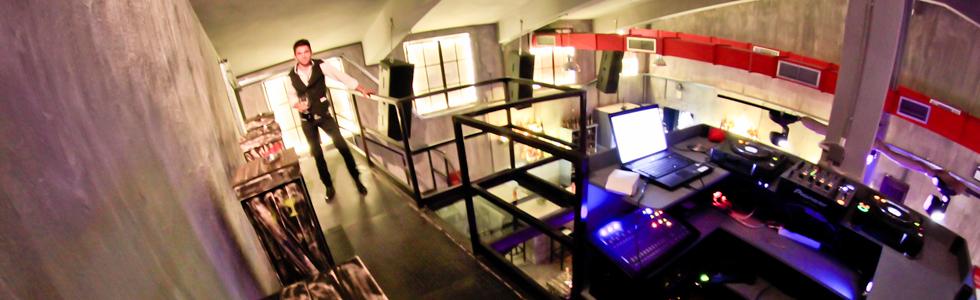 Άποψη χώρου σε Apothiki Club