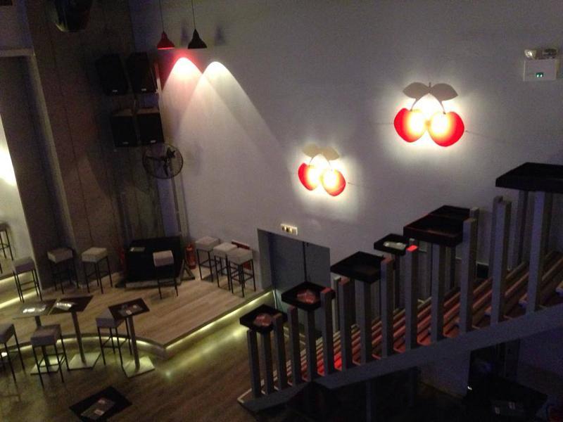 Περιμετρικός Φωτισμός Pacha Club