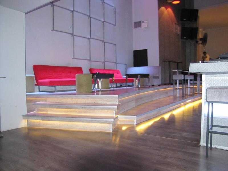 Εσωτερικός Φωτισμός Pacha Club